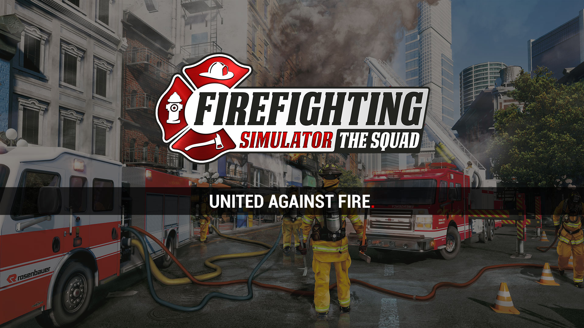 Firefighting Simulator Coming 2018 On Pc